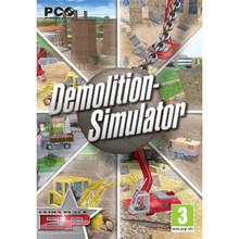 Demolition Simulator (PC CD) product image