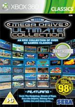 SEGA Mega Drive Ultimate Collection - Classics (Xbox 360) product image