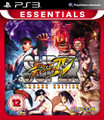 Super Street Fighter Arcade Edition Essentials (PS3) product image