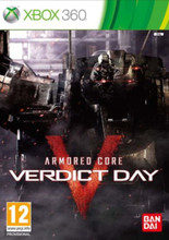 Armoured Core: Verdict Day (Xbox 360) product image