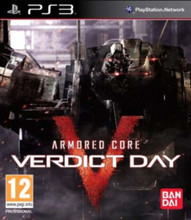 Armoured Core: Verdict Day (Playstation 3) product image