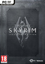 The Elder Scrolls V: Skyrim Legendary Edition (PC DVD) product image