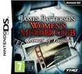 Womens Murder Club: Games Of Passion (Nintendo DS) product image