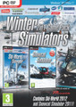 Winter Simulators 2 in 1 Game Pack (PC CD) product image