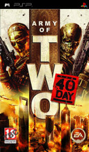 Army of Two: The 40th Day (Sony PSP) product image