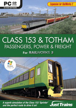 Class 153 and Totham - Passengers Power and Freight - Add on for Railworks2 (PC) product image