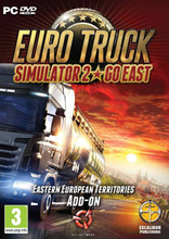 Go East - Euro Truck Simulator 2 Add On (PC DVD) product image