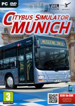 City Bus Simulator Munich (PC DVD) product image