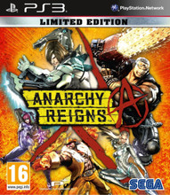Anarchy Reigns: Limited Edition (PlayStation 3) product image