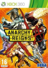 Anarchy Reigns (Xbox 360) product image