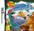 Phineas & Ferb : Quest for Cool Stuff (Nintendo DS) product image