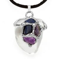Dai-Ko-Myo Reiki Gem Drop Amulet