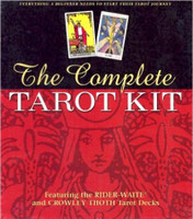 The Complete Tarot Kit (2 decks & books)