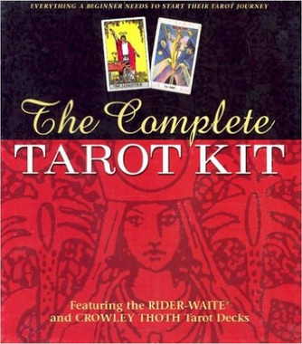 The Complete Tarot Kit (2 decks & books)