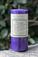 Blessed Affirmation Pillar - Healing