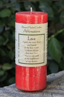 Blessed Affirmation Pillar - Love