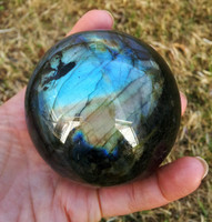 Labradorite - Sphere of Powerful Creativity