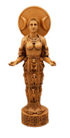 Modern Diana of Ephesus Statue