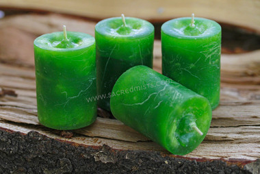 Witches Purse Votive Candle