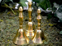 Wiccan Altar Bell