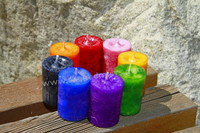 Blessed Herbal Power Votive Candles