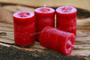 Dragon's Blood Witches Brew Votive Candle