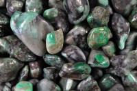 Emerald - Tumbled