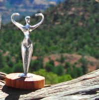 Nile Goddess Statuette
