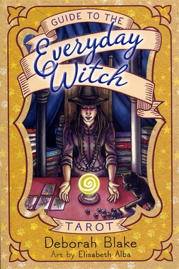Everyday Witch Tarot Guide Book