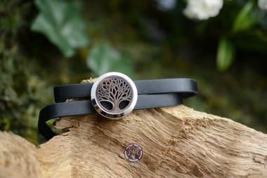 Tree of Life Aromatherapy Bracelet