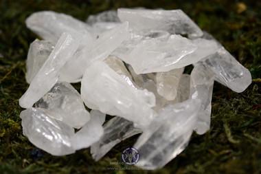 natural ice calcite