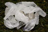 natural ice calcite