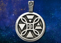 Stargazers Necklace - Elemental Blessings