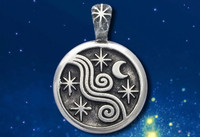 Stargazers Necklace - Night Enchantment