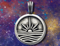 Stargazers Necklace - Sunrise