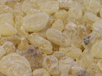 Golden Copal Resin
