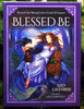 Blessed Be Oracle Tarot Cards with book by Lucy Cavendish