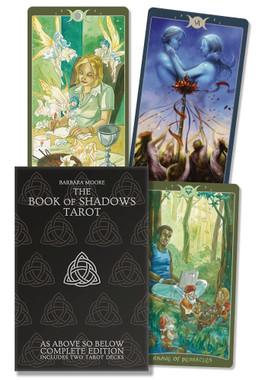 Book of Shadows Tarot Kit - box