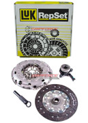LuK Clutch Kit and Slave Cylinder 2006-2010 Mitsubishi Eclipse GT SE 3.8L V6