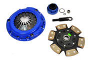 FX Racing Stage 3 H-Duty Clutch Kit 1995-2011 Ford Ranger Truck 2.3L 2.5L 3.0L