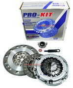 Exedy OEM Clutch Kit and FX Racing Flywheel Subaru Impreza WRX Legacy GT 2.5L Turbo