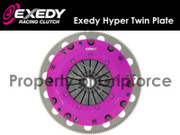 Exedy Racing Stage 4 Hyper Twin Plate Clutch Kit Camaro Z28 SS Firebird Formula