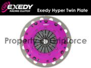 Exedy Racing Stage 4 Hyper Twin Plate Clutch Kit Chevy Corvette LS1 LS2 LS3 LS6 LS7