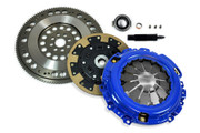 FX Kevlar Race Clutch Kit and Chromoly Flywheel 06-09 Civic Si 02-06 RSX Type-S 2.0L