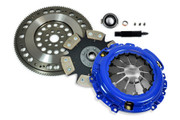 FX Racing Stage 4 Clutch Kit and Chromoly Flywheel RSX Type-S Civic Si 2.0L 6 Speed