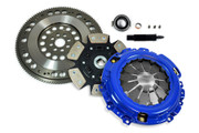 FX Stage 3 Clutch and Chromoly Flywheel 02-06 Acura RSX Type-S 2006-09 Civic Si 2.0L
