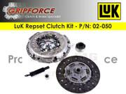 LuK OEM Repset Clutch Kit 2007-08 Audi Rs4 04-09 S4 Base Avant Cabriolet 4.2L V8