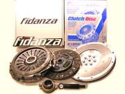 Exedy OE OEM Clutch Kit and Fidanza Flywheel Fits 97-08 Hyundai Elantra Tiburon 2.0L