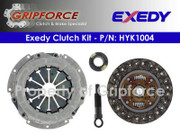 Exedy OE OEM Clutch Pro-Kit Set Fits 2006-08 Hyundai Accent GS GLS SE 1.6L DOHC