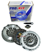 Exedy OEM Clutch Kit and FX Racing Chromoly Flywheel Fits Hyundai Tiburon SE GT 2.7L